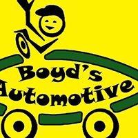 Boyd's Automotive, Inc.