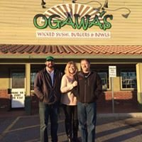 Ogawa's Wicked Sushi, Burgers & Bowls