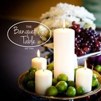 The Banqueting Table | Catering for Vancouver, BC