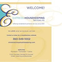 Express housekeeping services, inc