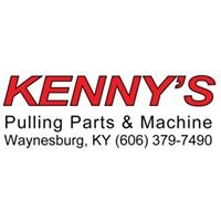 Kennys Pulling Parts and Machine