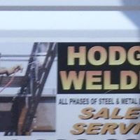 Hodges Welding & Steel Building Erection