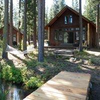 Timberline Meadows, Aspen Lodge, Mazama WA