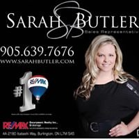 Remax Escarpment Realty Inc - Sarah Butler