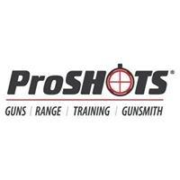 ProShots Indoor Range & Training