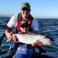 Outer Limit Charters owned and operated by: Chris Schaffner