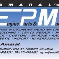 Amaral's Engine Parts & Machine