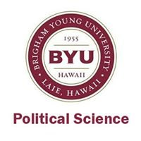 Brigham Young University - Hawaii Political Science