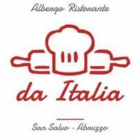 """Albergo Ristorante """"da Italia"""""""
