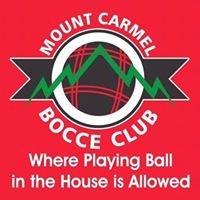 Mount Carmel Bocce Club