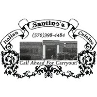 Santino's Italian Cuisine, Jersey Shore