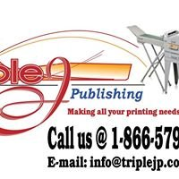 Triple J Publishing, LLC