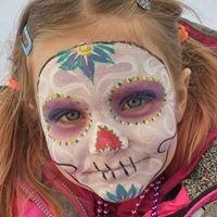 Glittergore Face & Body Art