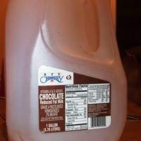 BYU Creamery Chocolate Milk