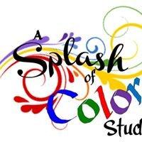 A Splash Of Color Studio