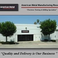 American Metal Manufacturing Resource, Inc