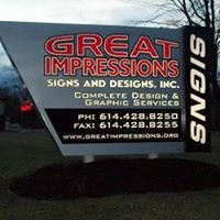 Great Impressions Signs and Designs