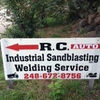 R.C Industrial Sandblasting