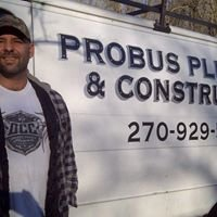 Probus Plumbing and Construction    270-929-5656