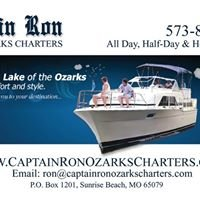 Captain Ron Ozarks Charters