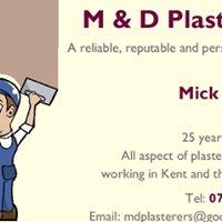 M & D Plasterers