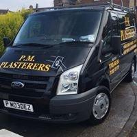 P.M Plasterers