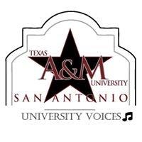 Texas A&M-San Antonio University Voices Choral Group