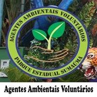 Agentes Ambientais Voluntários do Parque Estadual Sumaúma