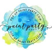 Pop Up Paint Party