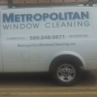 Metropolitan Window Cleaning Services