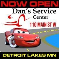 Dan's Service Centers