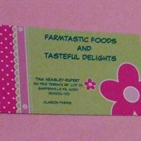 Farmtastic Foods and Tasteful Delights