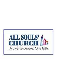 All Souls' [Hook Memorial] Church, Leeds