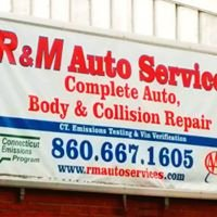 R & M Auto Services and Towing LLC