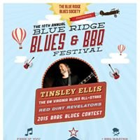 Blue Ridge Blues & BBQ Festival