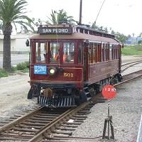 Red Car Trolley, San Pedro