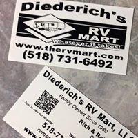 Diederich's Rv Mart