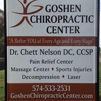Goshen Chiropractic Center, PC