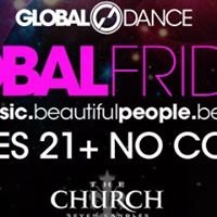 Global Fridays at the Church