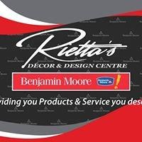 Rietta's Decor & Design Centre