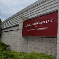 Andrea Parliament Law Professional Corporation
