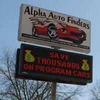 Alpha Auto Finders