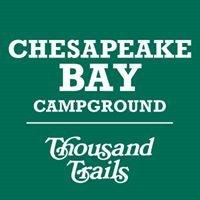 Thousand Trails Chesapeake Bay Preserve