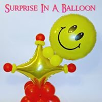 Surprise in a Balloon
