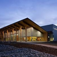 Little Big Horn College Health and Wellness Center