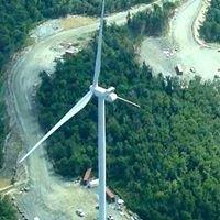 Moosehead area Mountains & Turbines