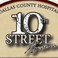 The 10th Street Bistro at Dallas County Hospital