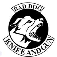Bad Dog Knife & Kit