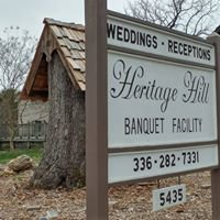 Heritage Hill Banquets