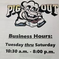 PIG OUT-Food Truck by the Beck's